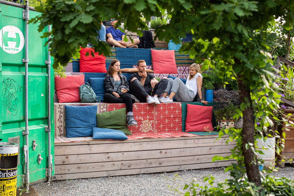 box park in zurich