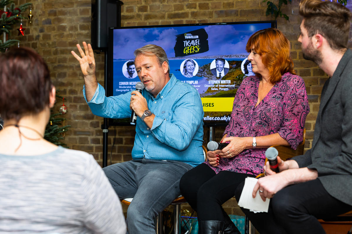 national geographic event photography london