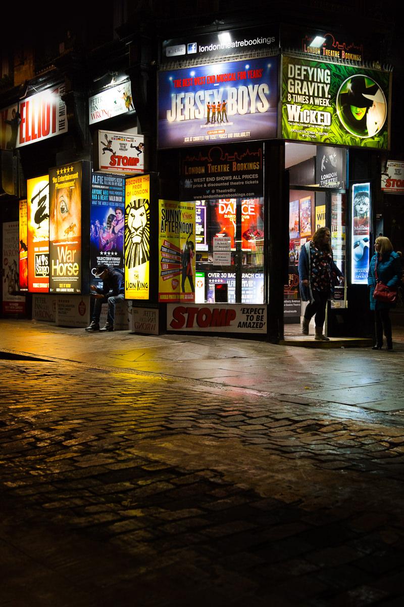 theatre ticket shop london