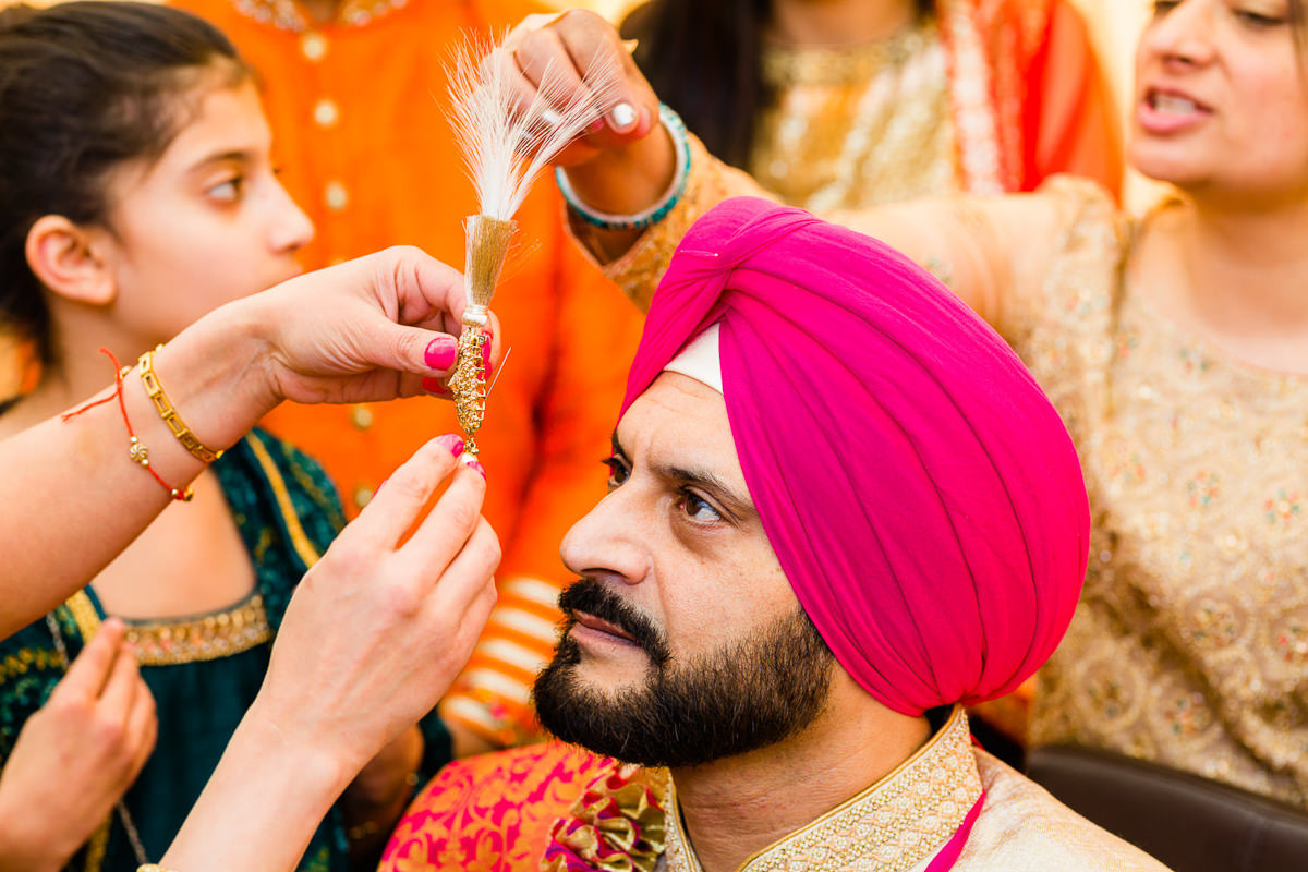 indian sikh wedding london