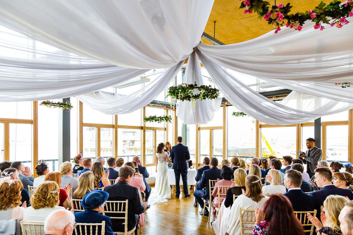 wedding couple dulwich