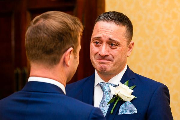 same sex wedding chelsea london