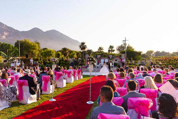 wedding ceremony northern cyprus