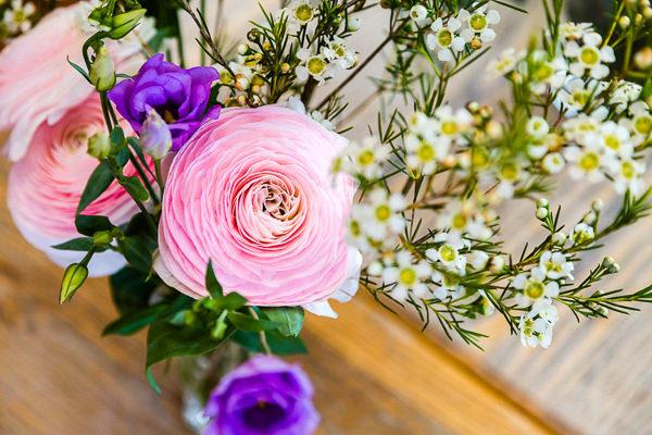 wedding flowers in greenwich yaught club