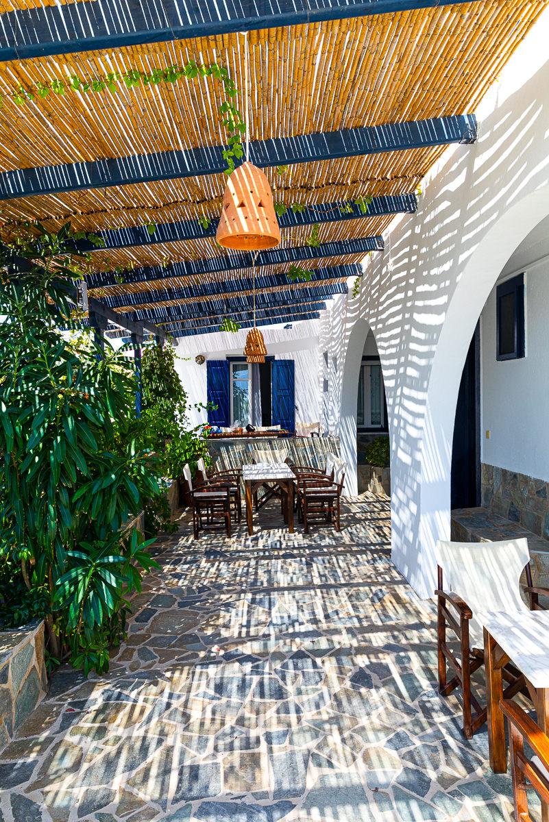 paros greece hotel
